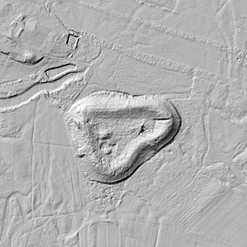 LIDAR – luneta do poszukiwania stanowisk archeologicznych